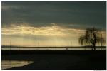 Sonnenuntergang in Langenargen am Bodensee