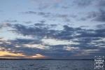 Himmel über dem Bodensee